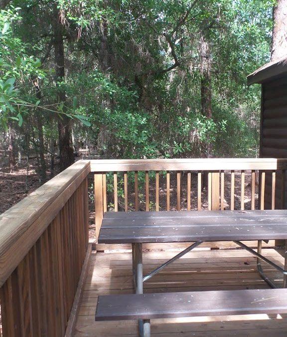 Fort Wilderness Cabin Tour