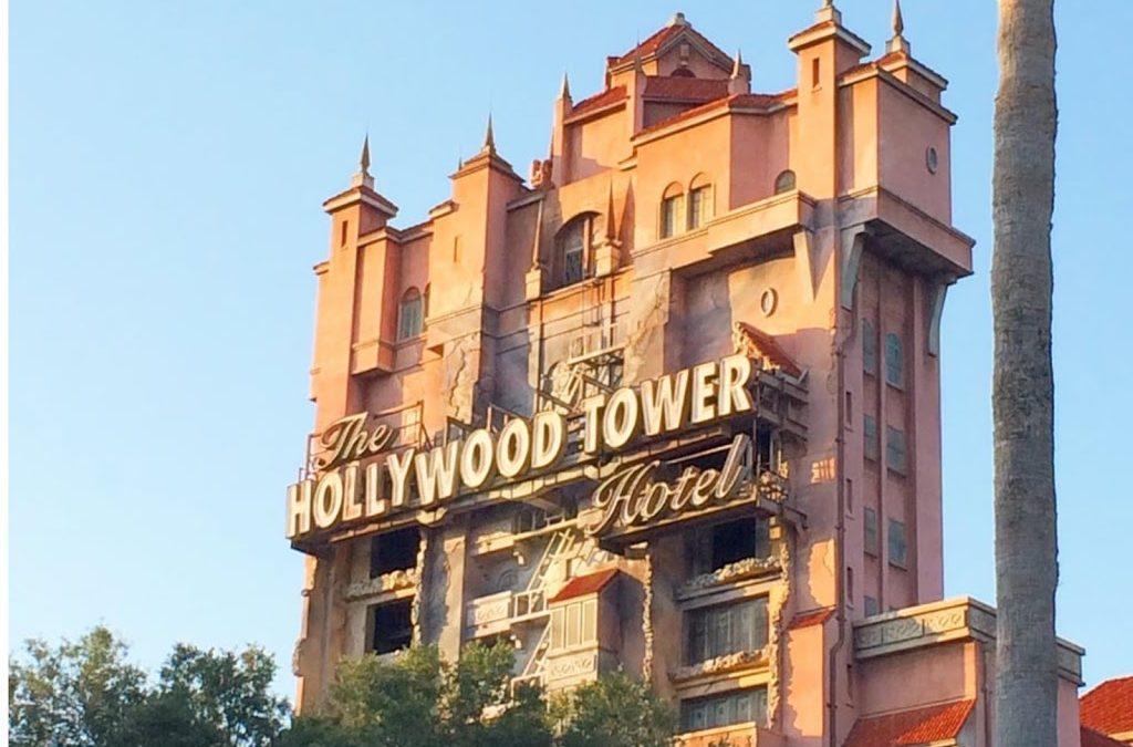 Tower of Terror to Undergo Refurbishments