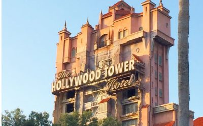 Tower of Terror to Undergo Refurbishments
