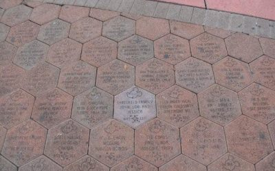 Walk Around the World Bricks to be removed around the Magic Kingdom and TTC