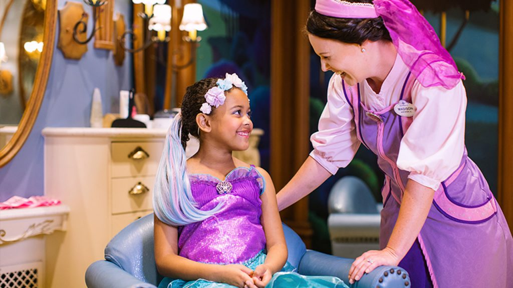 Bibbidi Bobbidi Boutique at Disney's Grand Floridian Resort & Spa Opens Aug 6th