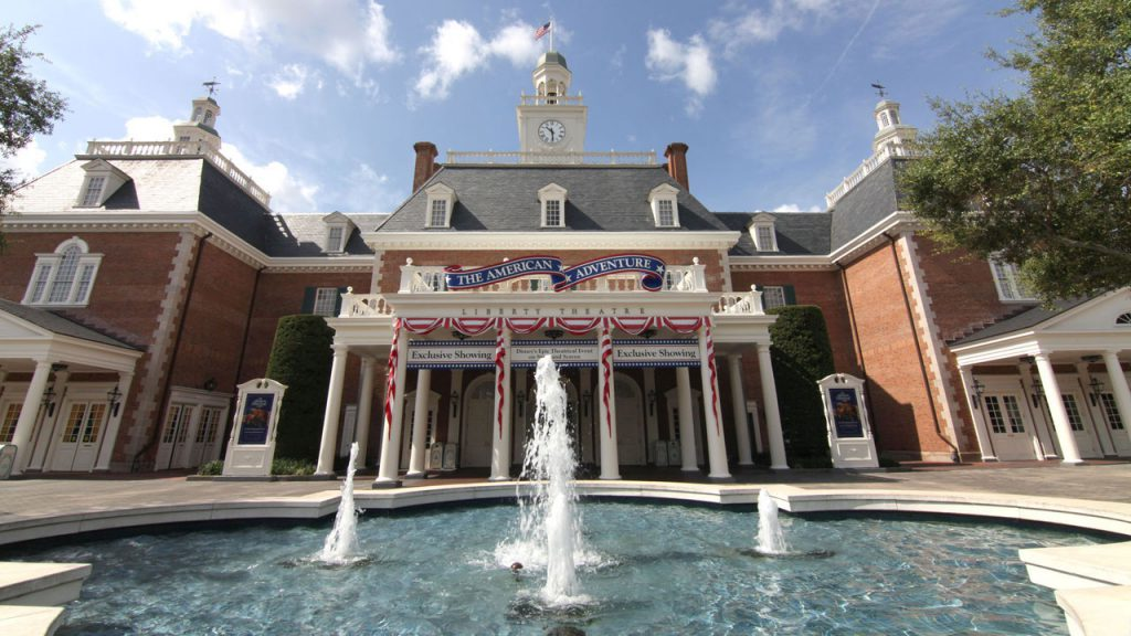New Barbecue Restaurant Featuring Craft Brews to Debut at The American Adventure in Epcot Later this Year