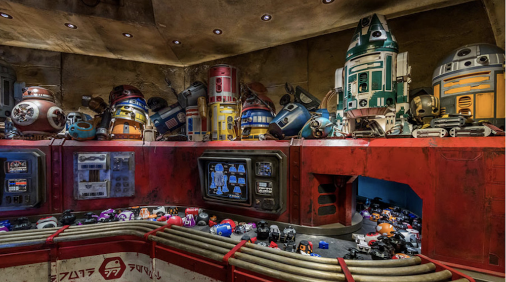 Reservations Now Open for Star Wars: Galaxy's Edge Experiences at Disney's Hollywood Studios