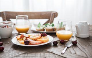 hotel breakfast ideas - Castle Vacations