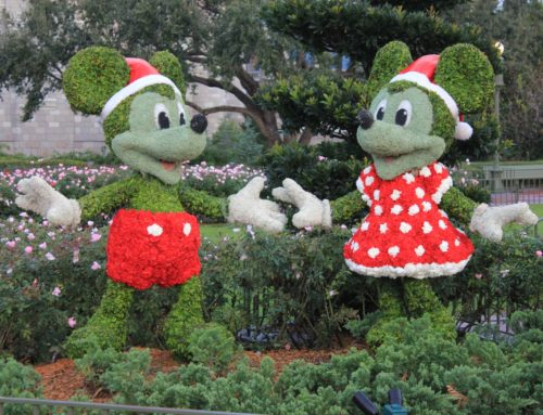 Holidays at Disney World 2020