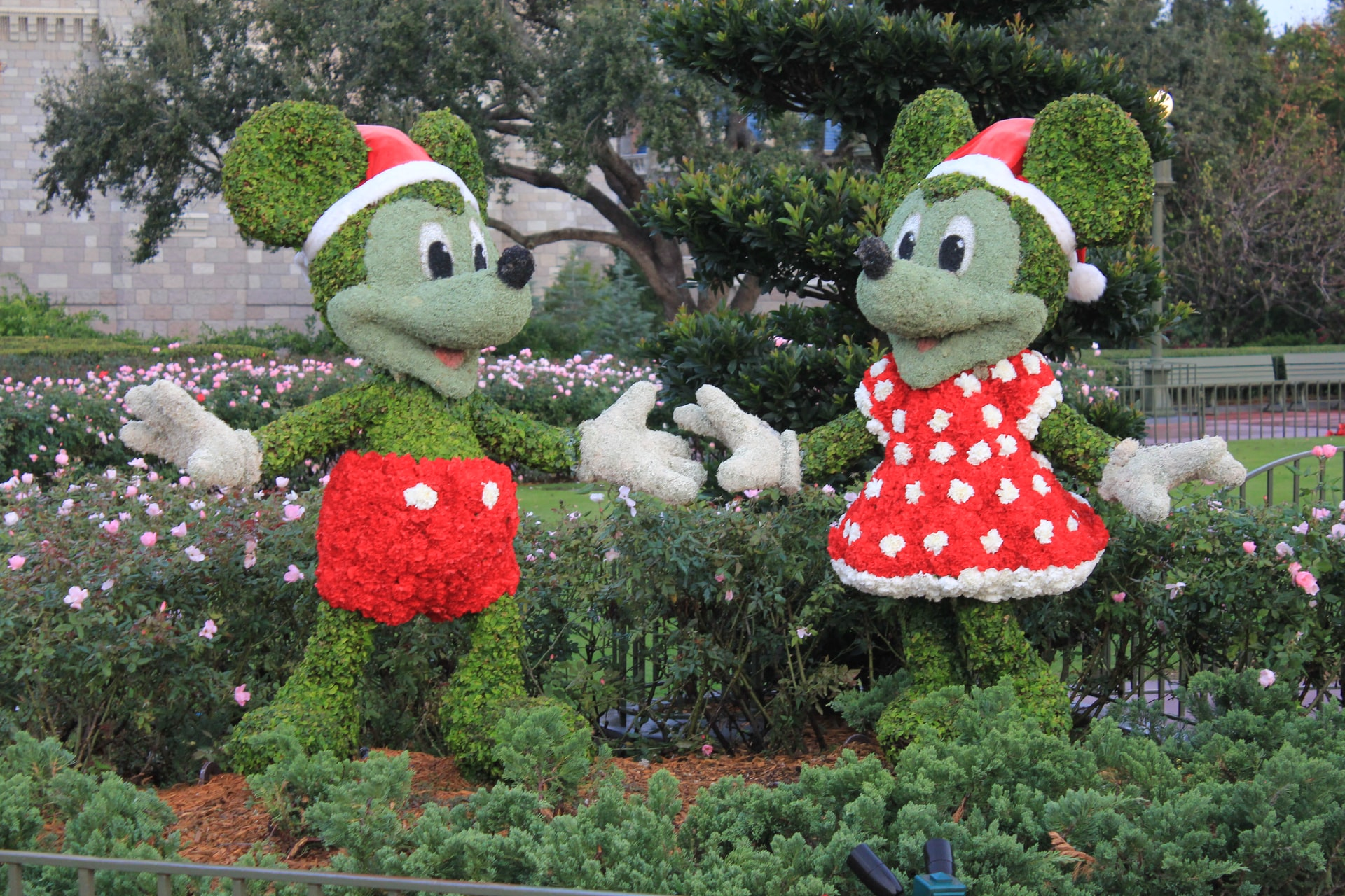 Holidays at Disney - Castle Vacations