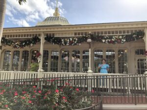 Holidays at Disney World, 2020