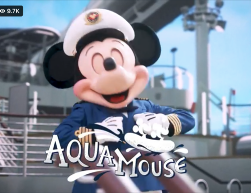Take a peek at Disney's newest Cruise Ship- the Wish!